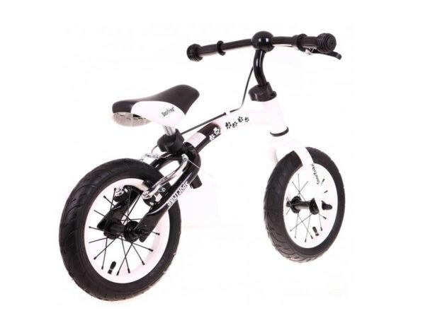 Pusaudžu, bērnu, kalnu, pilsētas, bmx un sporta velosipēdi, rotaļlietas bērniem, Skrejritenis DIP DAP, Līdzsvara divritenis