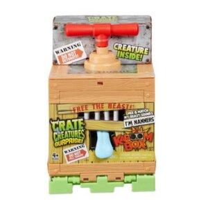 MGA rotaļlieta, KABOOM monster, bērnu rotaļlieta, rotaļu monstrs