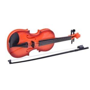 Bērnu vijole, rotaļu mūzikas instruments.
